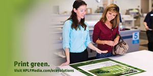 Print green and celebrate Earth Day every day with HP's Eco Solutions