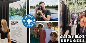'Prints for Refugees': Supporting 'Doctors of the World' through the Sale of Photographic Prints