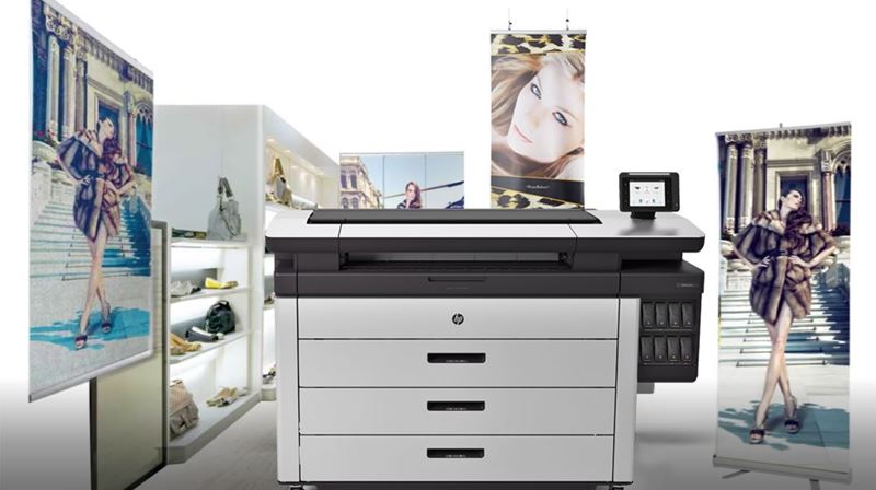 HP's new how-to guide shows how to print stunning signs and banners with PageWide media
