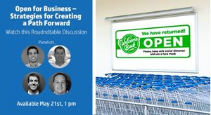 "Open for Business [Webcast] - Strategies for Print Providers in the ""New Normal"""