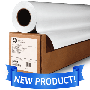 Picture of HP 13-oz Prime Matte Banner - 126in x 164ft