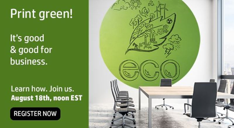 [Webinar] Responsible Decor: Tips for sustainable printing