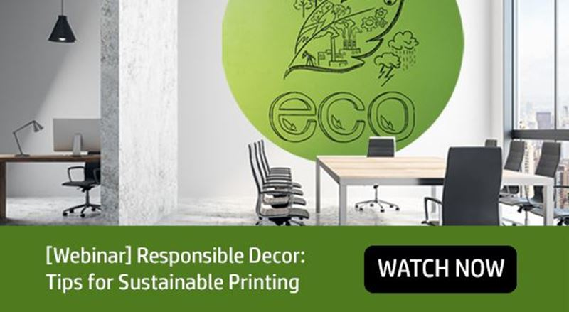 Missed our webinar on sustainable printing practices?