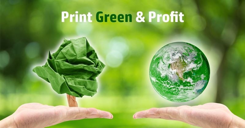 4 Simple Ways to Print Green and Profit