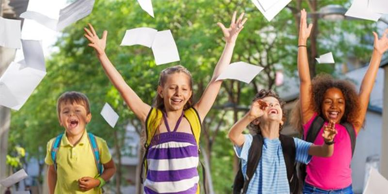 Stock up now on Print Media for Back-2-School