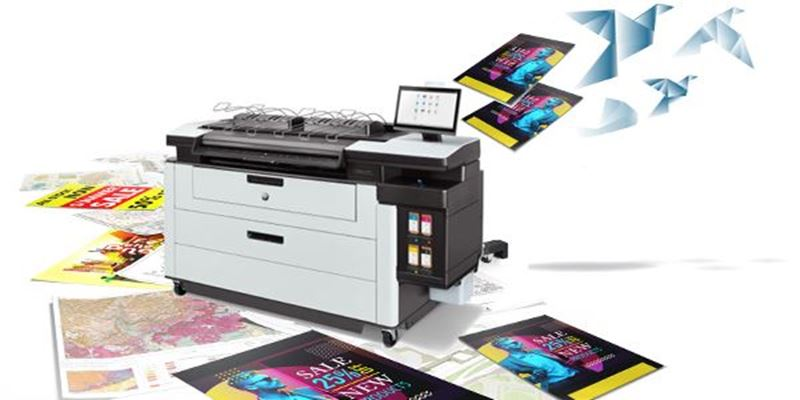 Produce posters at warp speed with media optimized for the NEW PageWide XL Pro Printers